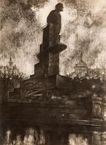 CHERNIKHOV, YAKOV GEORGIEVICH. 1889-1951.