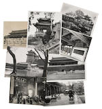 CHINA: THE CAMERA CRAFT COLLECTION. An extensive collection of material from the archive of John David Zumbrun and Camera Craft, Beijing, [1910-1929],