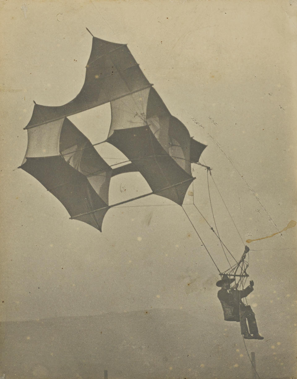AVIATION: THE CODY ARCHIVE. CODY, SAMUEL FRANKLIN. 1867-1913.