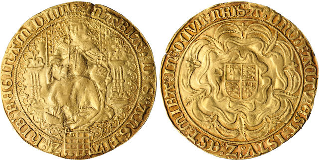 England, Mary I, 1553-1554, Gold Fine Sovereign of Thirty Shillings, MDLIII (1553)