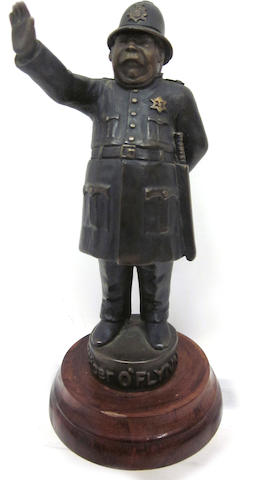 A good 'Officer O' Flynn' mascot, circa 1920s,