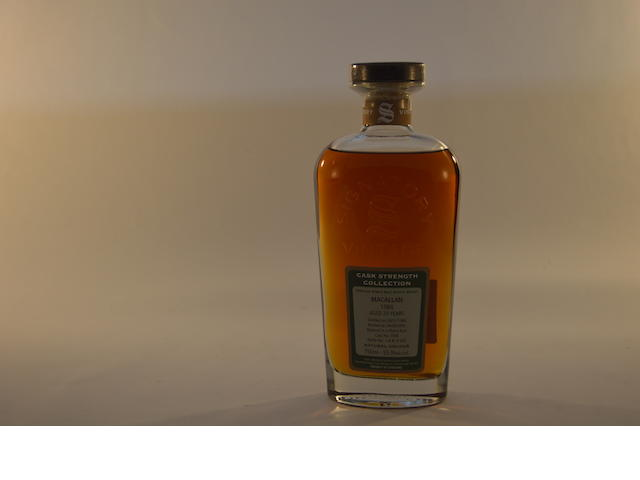 Macallan 1984- 20 years old (1)