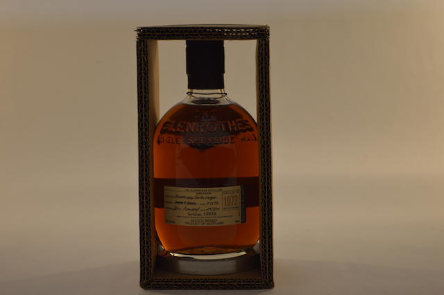 Glenrothes 1972- 32 years old (1)