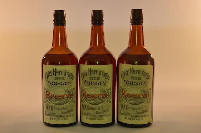 Old Hermitage Rye Whiskey Reserve (1)