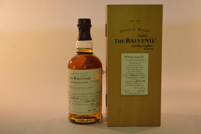 Balvenie 1968- 32 years old (1)