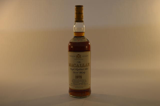 Macallan 1978- 18 years old (1)