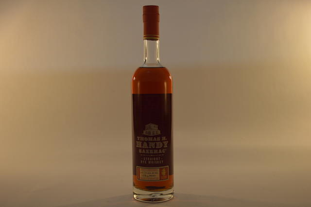 Eagle Rare 17 years old (1) Thomas H. Handy Sazerac Rye (1)