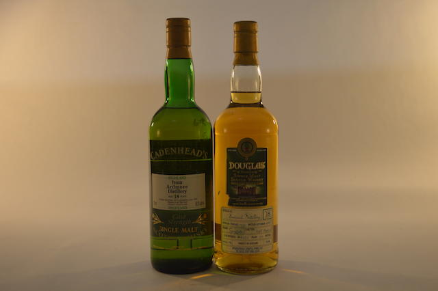 Ardmore 1977- 18 years old (1) Benriach 1990- 18 years old (1)