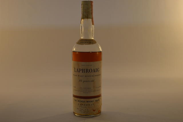 Laphroaig 10 years old (1)
