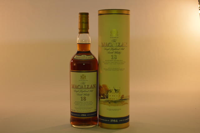 Macallan 1984- 18 years old (1)