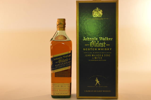 Johnnie Walker Oldest (1)