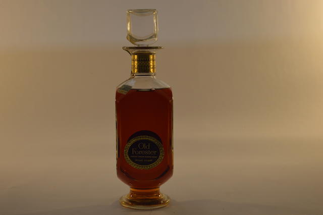 Old Forester Decanter 1964 (1)