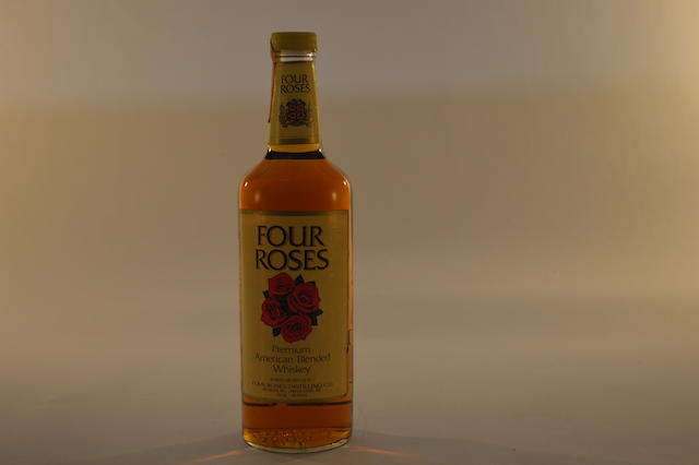 Four Roses Blended Whiskey (1)