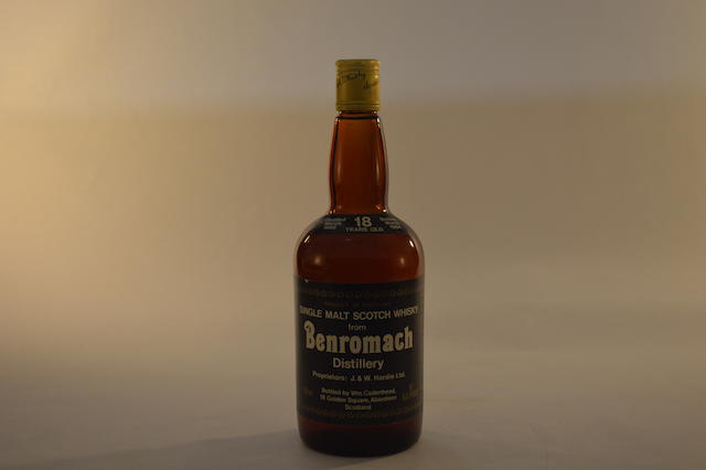 Benromach 1966- 18 years old (1)