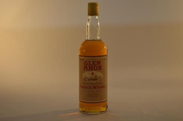 Glen Mhor 8 years old (1) Old Elgin 15 years old (1)