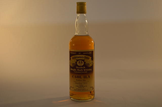 Caol Ila 1972- 15 years old (1)