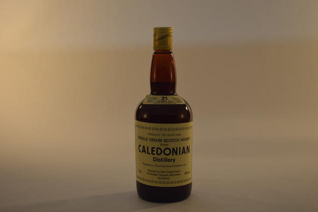 Caledonian 1963- 21 years old (1)