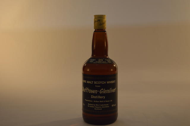 Dufftown-Glenlivet 1966- 20 years old (1)