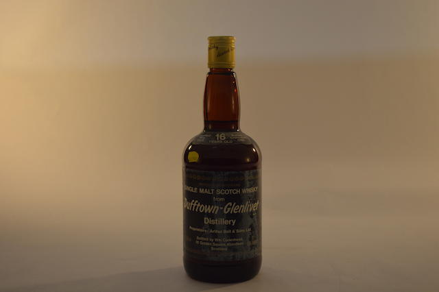 Dufftown-Glenlivet 1966- 16 years old (1)
