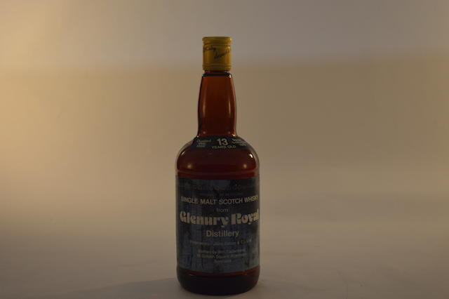 Glenury Royal 1966- 13 years old (1)