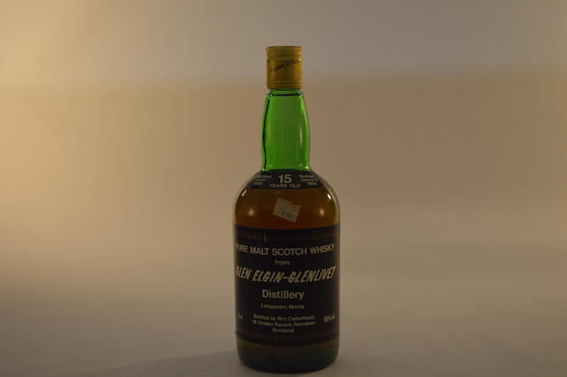 Glen Elgin-Glenlivet 1968- 15 years old (1)