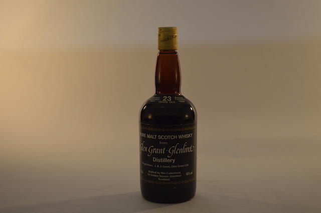 Glen Grant-Glenlivet 1964- 23 years old (1)