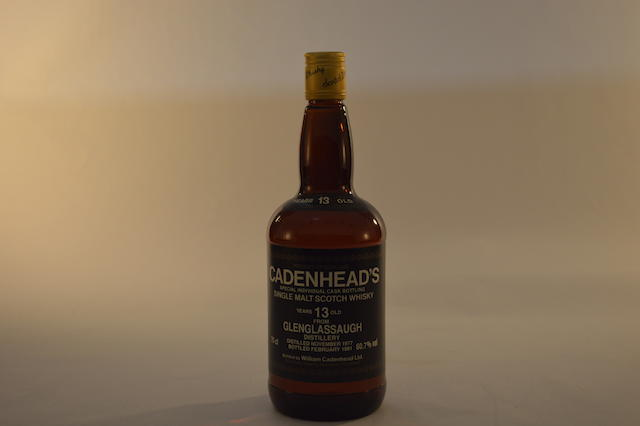 Glenglassaugh 1977- 13 years old (1)