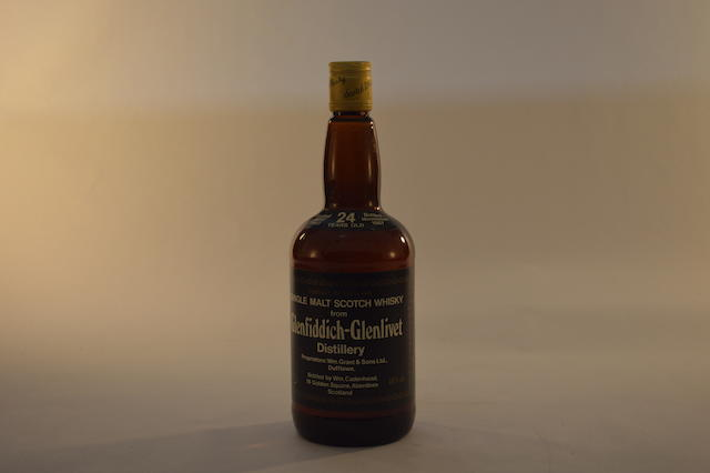 Glenfiddich- Glenlivet 1963- 24 years old (1)