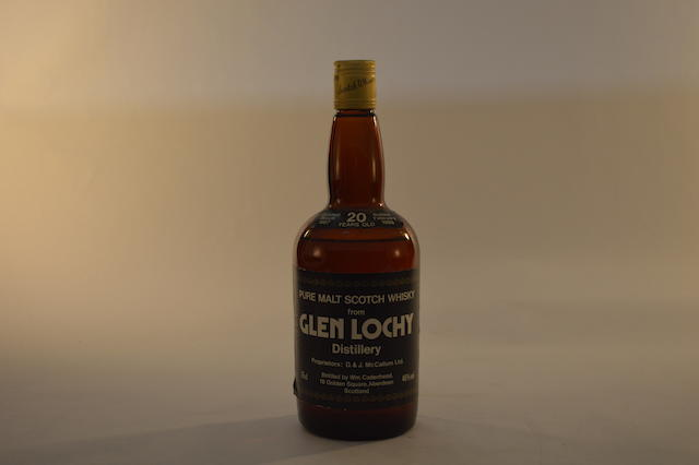 Glenlochy 1967- 20 years old (1)