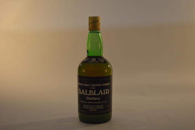 Balblair 1965- 18 years old (1)