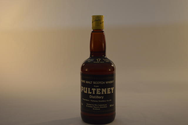 Pulteney 1967- 17 years old (1)