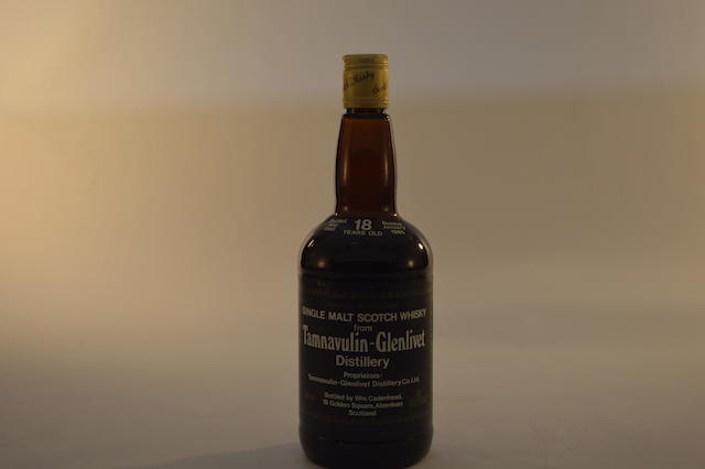 Tamnavulin-Glenlivet 1966- 18 years old (1)
