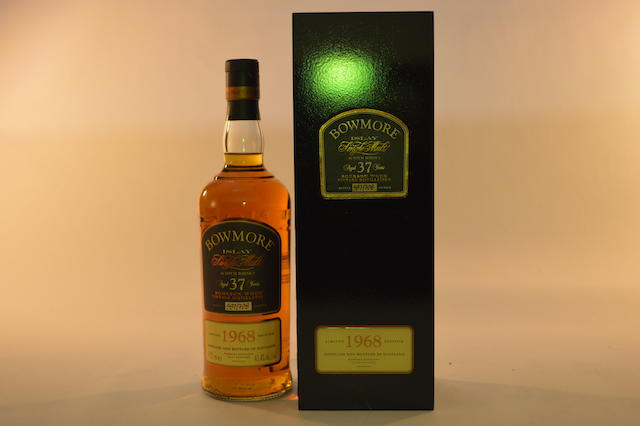 Bowmore 1968- 37 years old (1)