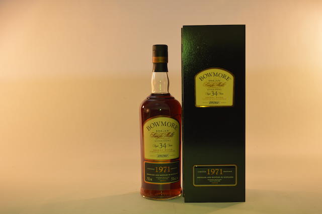 Bowmore 1971- 34 years old (1)
