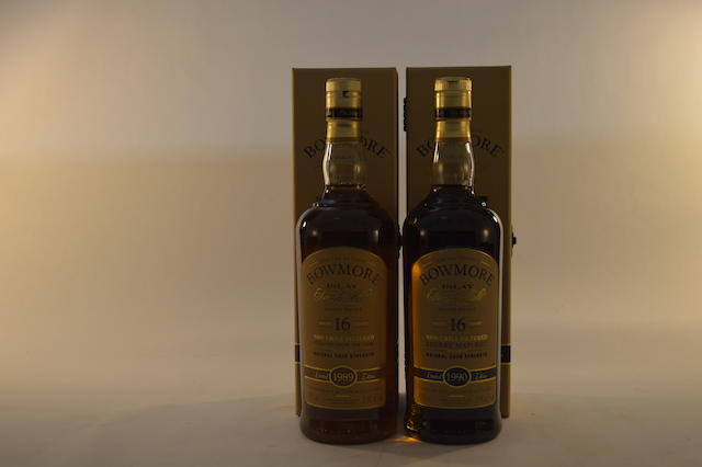 Bowmore 1989- 16 years old (1)  Bowmore 1990- 16 years old (1)
