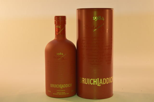 Bruichladdich Redder Still 1984- 22 years old (1)