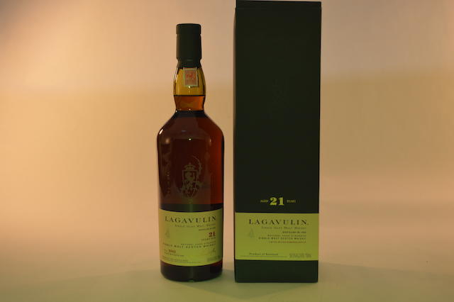 Lagavulin- 21 years old (1)