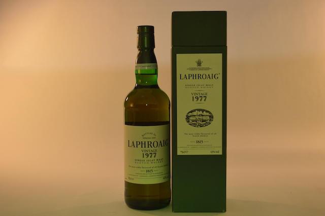 Laphroaig 1977 (1)