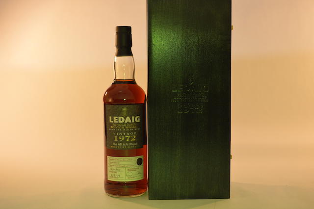 Ledaig 1972- 32 years old (1)