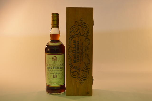 Macallan Gran Reserva 1979- 18 years old (1)