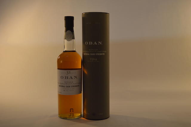 Oban 1969- 32 years old (1)