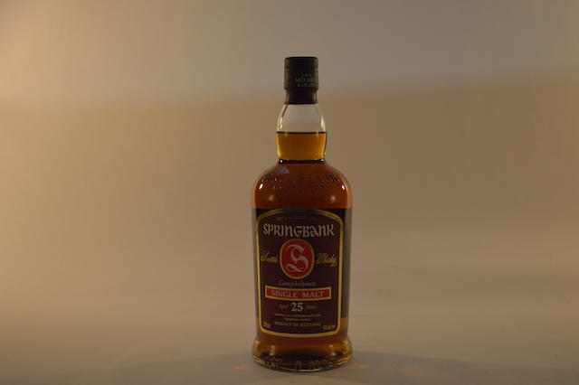 Springbank- 25 years old (1)