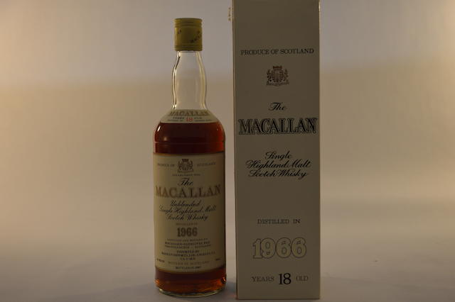 Macallan 1966 18 years old (1)