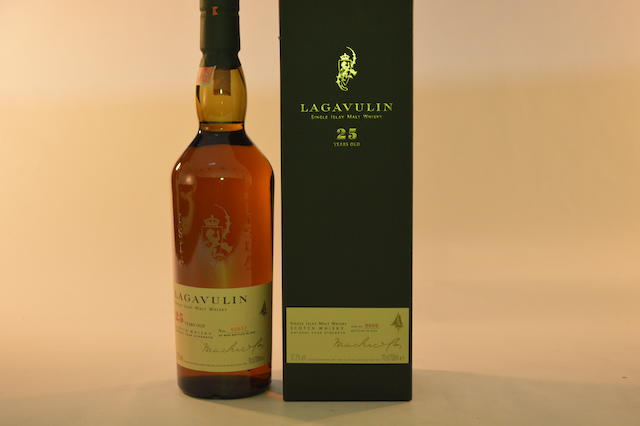 Lagavulin- 25 years old