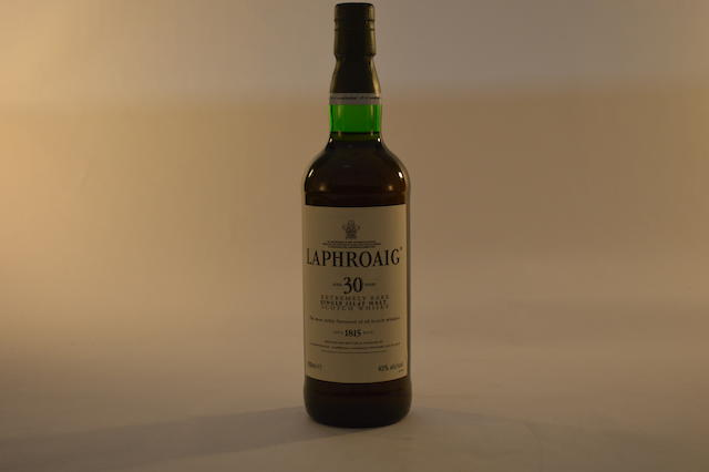Laphroaig- 30 years old