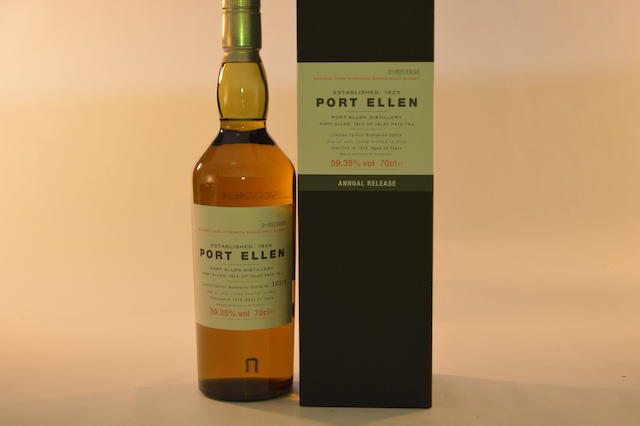 Port Ellen 1978- 24 years old