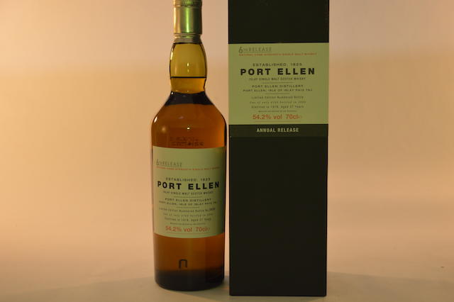 Port Ellen 1978- 27 years old