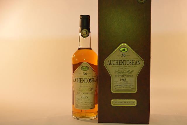 Auchentoshan 1965- 36 years old