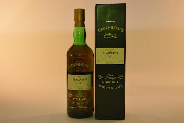 Bladnoch 1958- 34 years old (1)
