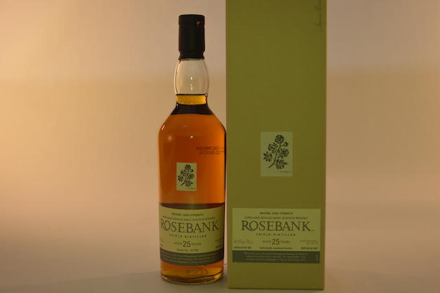 Rosebank 1981- 25 years old (1)
